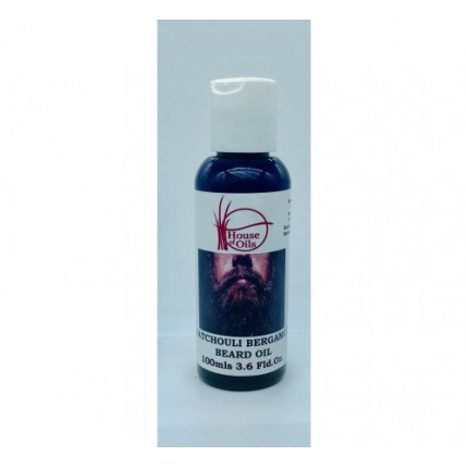 Beard Oil Essential Oil-Patchouli & Bergamot