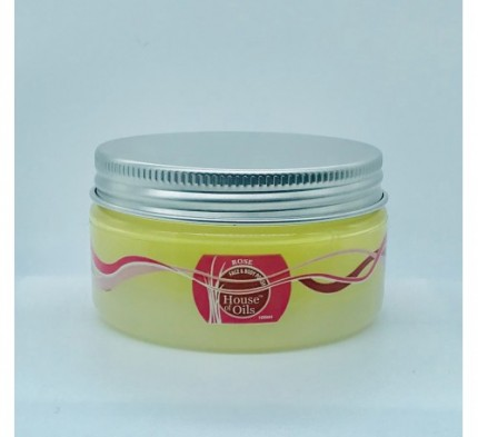 Exfoliating Face & Body Sugar Polish-Rose Geranium & Ylang Ylang